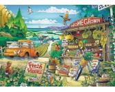 Puzzle Sprzedaż warzyw