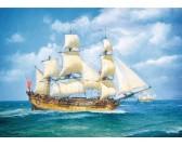 Puzzle Spokojne morze